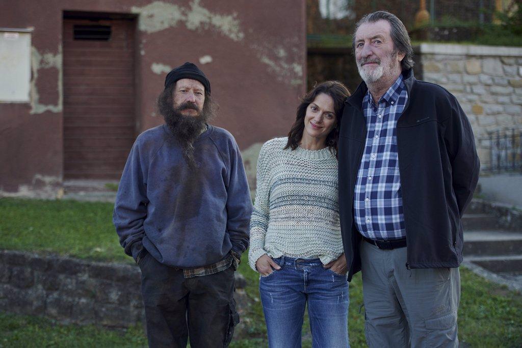Tichý společník: Manžel Pavly Tomicové Ondřej Malý hraje zmateného bezdomovce