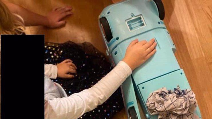 Rodiče varují před nebezpečnou hračkou: České děti ji milují, může je ale vážně zranit