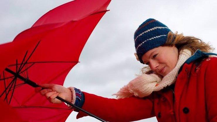 VÝSTRAHA: Do Česka dorazí silný vítr, zasáhne téměř všechny kraje