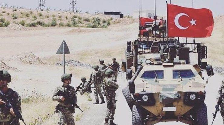 Turci na severu Sýrie zasáhli téměř 200 cílů, zemřelo několik civilistů