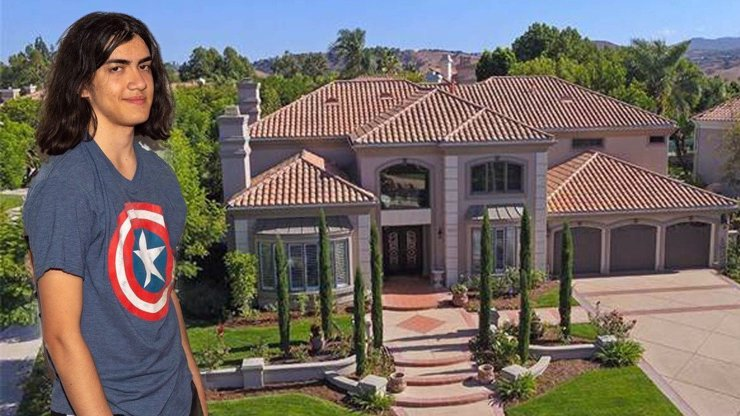 Nejmladší syn krále popu nešetří: Prince Michael Jackson II si koupil luxusní sídlo v Kalifornii