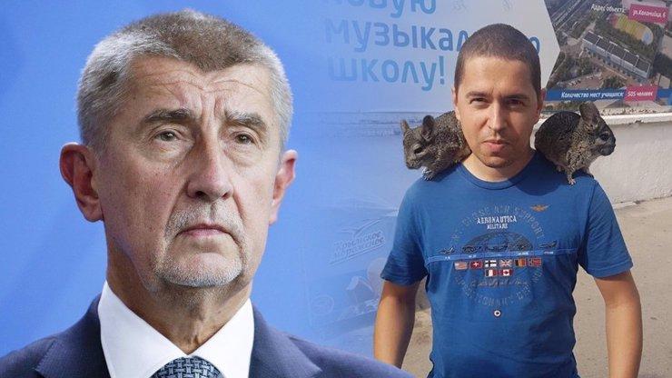 Únos Andreje Babiše mladšího na Krym: Babiš nechce, aby to policie řešila