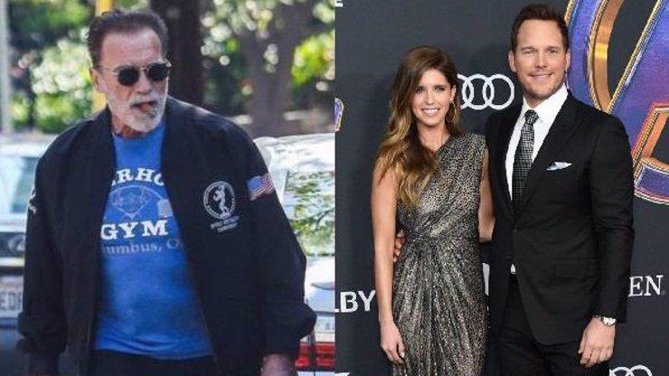 Arnold Schwarzenegger je dědečkem: Terminátorova dcera Katherine porodila, novinku práskl její bratr