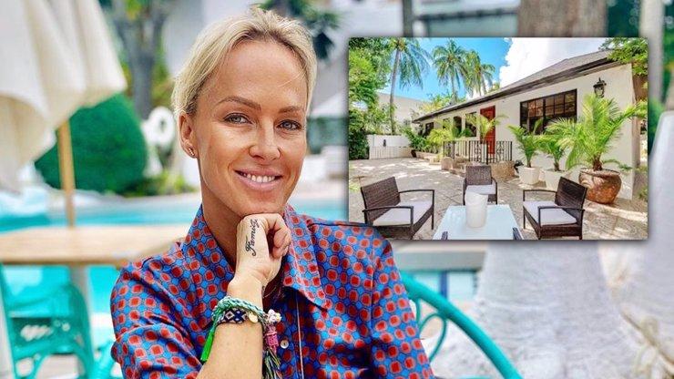 Zuzana Belohorcová a Hájek prodávají luxusní sídlo v Miami: Vila vyjde na pořádný balík