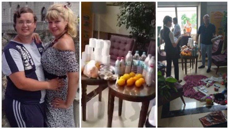 Největší ostudu na dovolené dělají Rusové: Kradli ovoce, květiny a dokonce toaleťák!