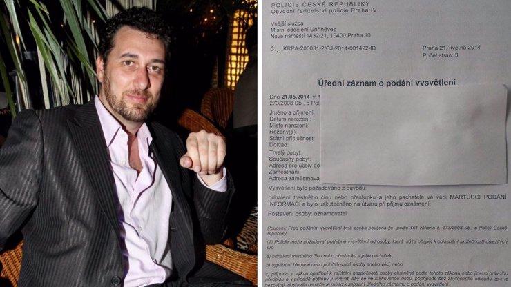 Šokující důkazy Martucciho: Rychtář prý vydíral Ivetu zabitím Artura! Policie řeší detaily