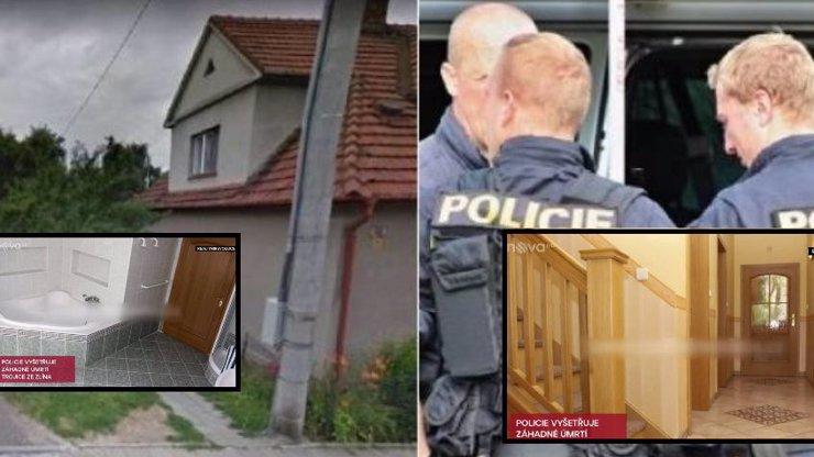 Trojnásobná vražda na Zlínsku: Byli nezaměstnaní, ale žili v naprostém luxusu