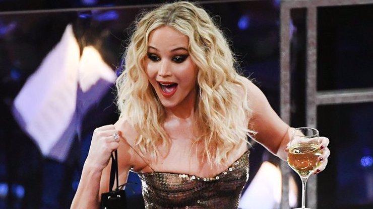 Nestydatá Jennifer Lawrence se bude vdávat: Její poklady už uvidí jen její vyvolený