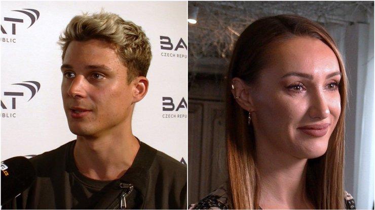 Vztahy našich hvězd: Makarenko přiznala, co způsobilo rozchod, Sebastian randí s bývalkou