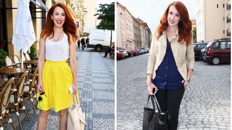 Nejlépe oblékané ženy Česka: Lenka Vacvalová, módní bohyně, ze které byste si měly vzít příklad!