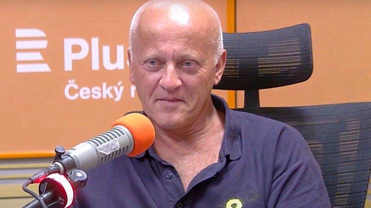 Ostrý kritik Babiše MUDr Jan Hnízdil: Premiér se bojí o sebe. Nesmíme psychopatům dovolit naši zkázu