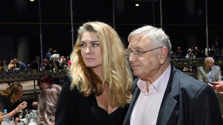 Jiří Menzel zemřel s covidem: Manželka Olga vzkázala, že nejde o žádnou chřipečku