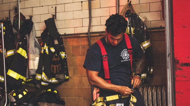 U dvou pražských hasičů se potvrdil koronavirus: 19 mužů družstva je v karanténě