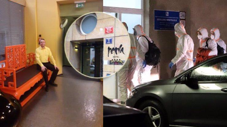 Karanténní plán a strach z koronaviru: Hotelům v Praze ruší klienti rezervace, říká recepční