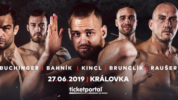 V Praze se zrodila The Fight Arena. Oproti XFN a Oktagonu MMA se zaměří i na jiné disciplíny než MMA