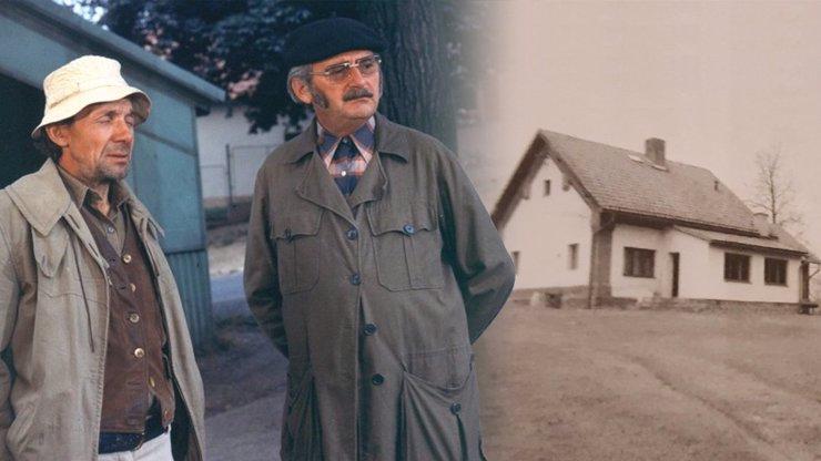 Místo, kde se natáčeli slavní Chalupáři, skrývá děsivé tajemství z dob komunismu