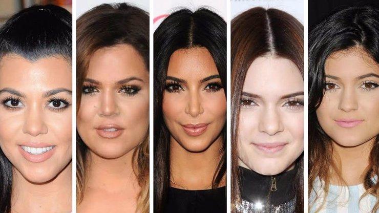 To tady ještě nebylo! Znáte všechny z klanu Kardashian? Udělejte si test!