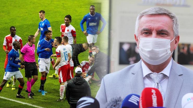 Trest pro Kúdelu: Češi zuří, že dostal moc, Angličani, že málo, Mynář školí UEFA