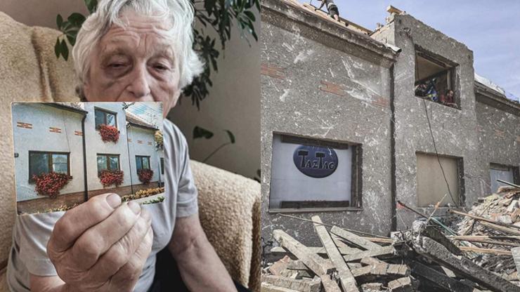 Zázemí budovali celý život, v sekundě o něj kvůli tornádu přišli: Babička s dědou prosí o pomoc!