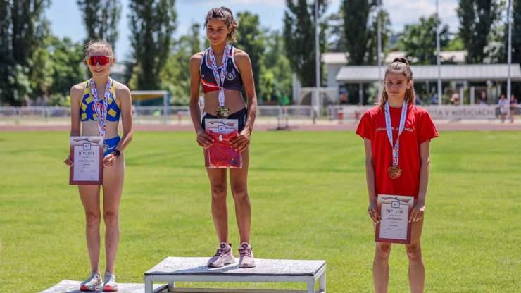 Zázračná Anička (15) z chatrče:  V balerínkách všem vytřela zrak, teď je z ní národní šampionka