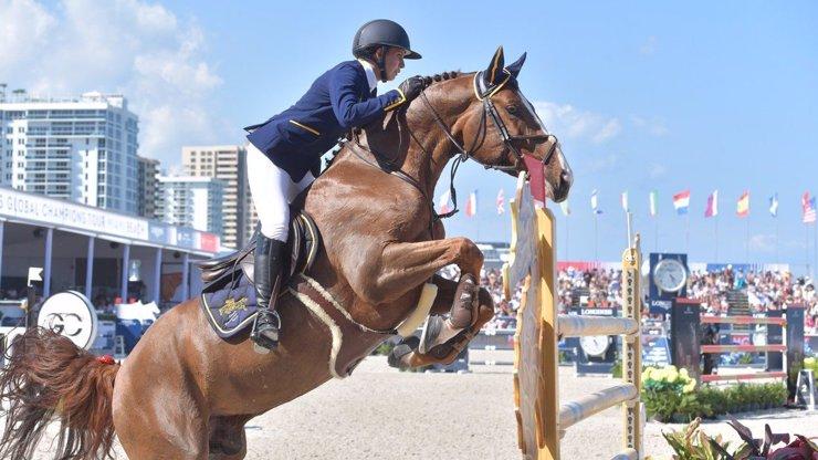 Anna Kellnerová v Tokiu nepostoupila z kvalifikace. Jezdkyni nepomohla ani klisna za čtvrt miliardy