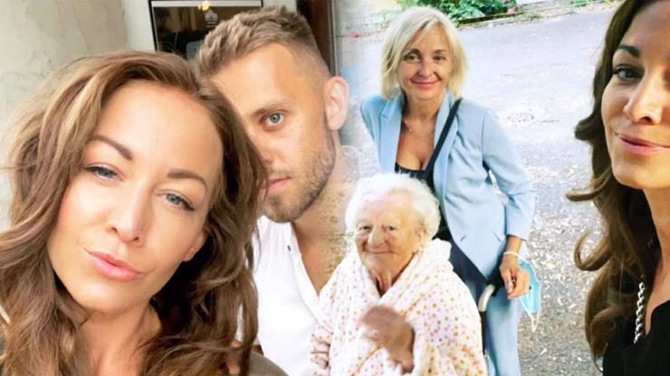 Agáta Hanychová navštívila babičku v nemocnici: Skvělá vnučka, chválí máma Veronika