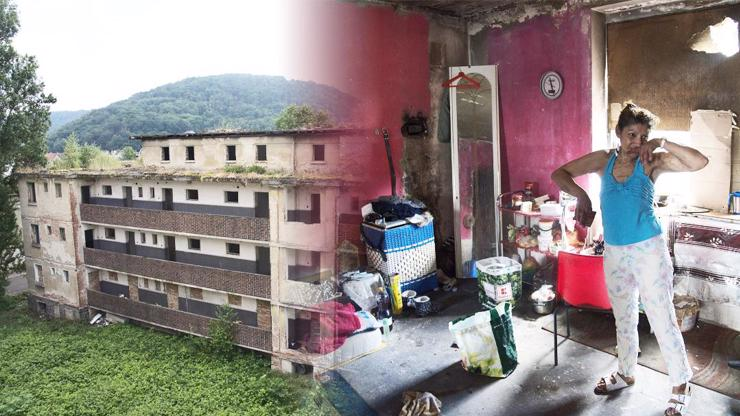 Reportáž z ruin v Matiční ulici: Gábinu kvůli popáleninám nikdo nezaměstná, o lítost nestojí