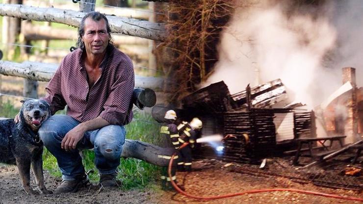 Smrt nejprofláklejšího farmáře Indiána (†53): Nožem vyhrožoval partnerce, shořel mu ranč, pak se oběsil