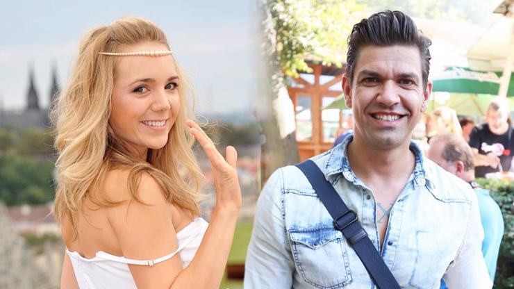 Lucie Vondráčková a Petr Vojnar