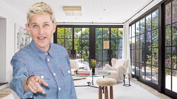 Ellen DeGeneres prodala svoje luxusní sídlo: Za miliardu, podívejte se dovnitř