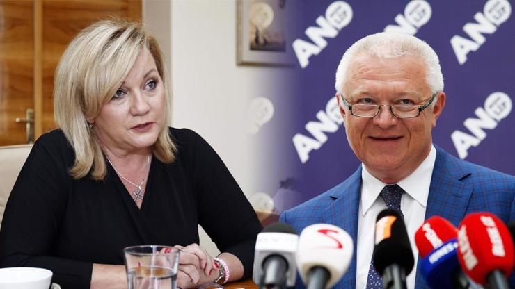 Škatulata v ANO: Poslance povede Alena Schillerová, Faltýnek se poroučí