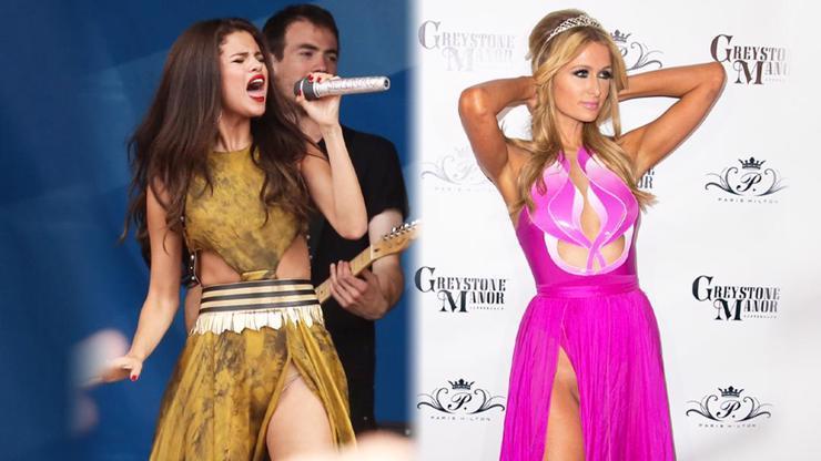 Den bez kalhotek: Selena Gomez, Lindsay Lohan ani Paris Hilton je nenosí a vůbec se nestydí