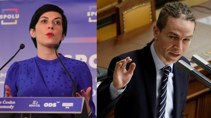 Babiš a ANO pod palbou opozice: Až do roztrhání těla, ale vašeho, říká Pekarová Adamová