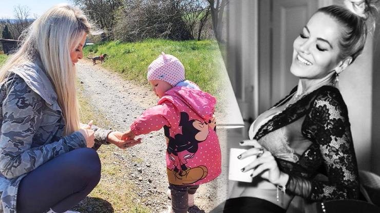 Instanews: Fotka nových prsou Radky Třeštíkové a božské tělo Dary Rolins