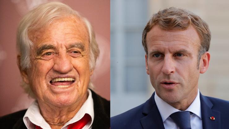 Jean-Paul Belmondo zarmoutil Francii: Byl náš národní poklad, říká Macron