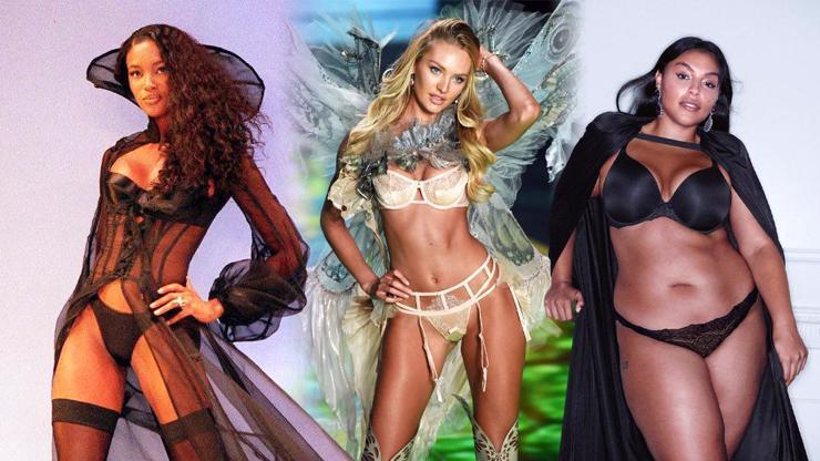 Od štíhlých modelek po silné: Takhle radikálně se v průběhu let změnily tváře Victoria's Secret