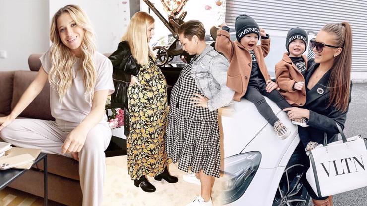 Takhle se oblékají těhulky českého šoubyznysu: Kopřivová sází na pohodlnost, Myslivcová na luxus