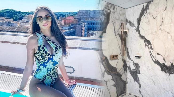 Popálená Týnuš Třešničková se pochlubila novým bydlením: Luxus, kam se podíváte