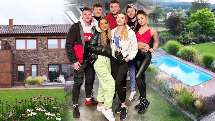 Like House obrazem: Podívejte se, kde paří slavní influenceři, luxus, nebo naleštěná bída?