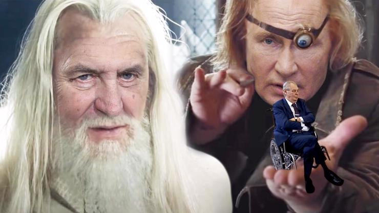 Top 5 vtipů ke kauze Vrbětice: Zeman leze z rakve, Babišova bonboniéra a Hamáčkovy Monopoly