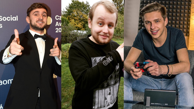 10 nejlépe placených českých youtuberů: Vyhrál kontroverzní Tary s 15 miliony