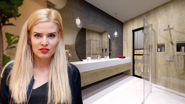 Nikol Štíbrová ukázala koupelnu:  Vedlo to k bitvě o toaletu v ní a vyhřívané prkénko