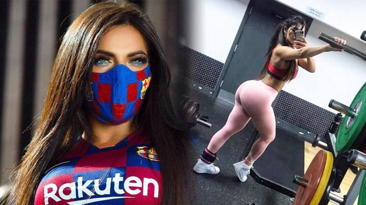 Nejkrásnější fotbalová fanynka? Suzy Cortez vás rozžhaví svým oceňovaným zadečkem