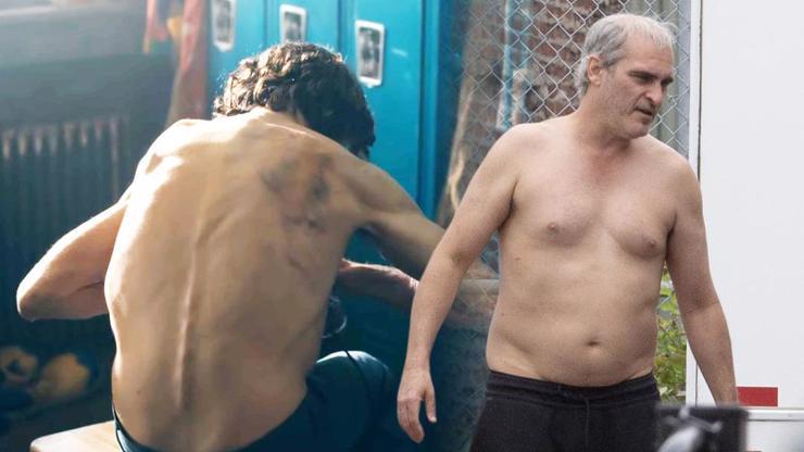 Joaquin Phoenix šokoval vizáží: Z kostnatého Jokera je pupkatý dědek