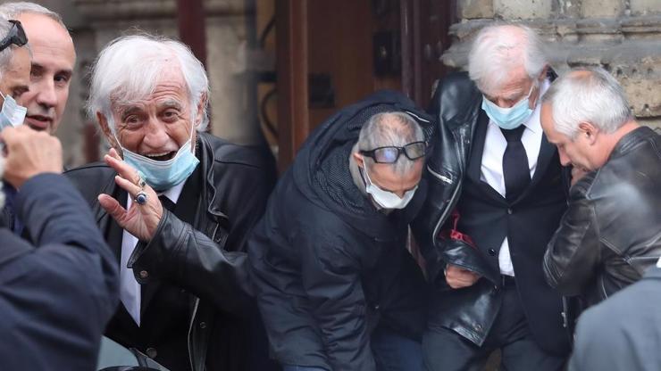 Poslední snímky před smrtí: Jean-Paul Belmondo byl frajer do poslední chvíle