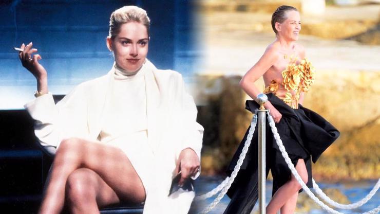 Hvězda Základního instinktu šla po letech donaha: Sharon Stone odhalila faldy i šediny