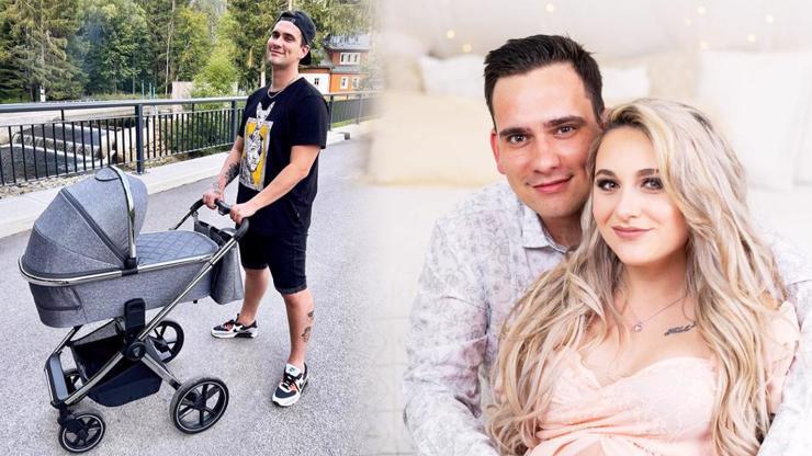 Slavný český youtuber, který se snažil zachránit tonoucího, je čerstvým tatínkem! Miminku dali Fayne jméno