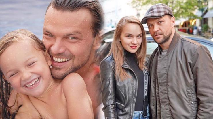 Ti se nezapřou: Půvabná dcera Tomáše Ujfalušiho jako by mu z oka vypadla