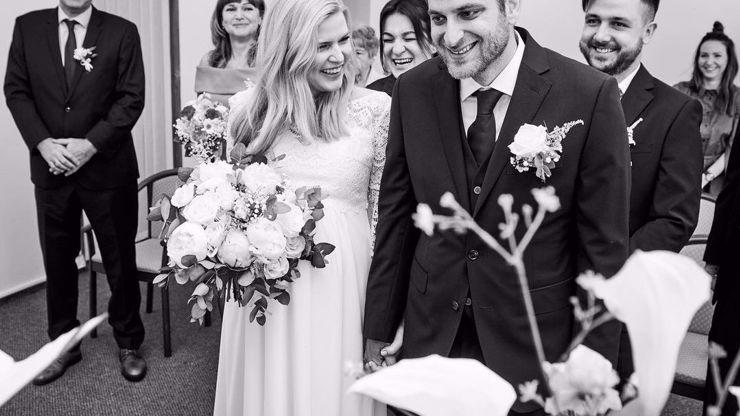 Nikol Štíbrová se těsně před porodem vdala: Prozradila detaily svatebních příprav