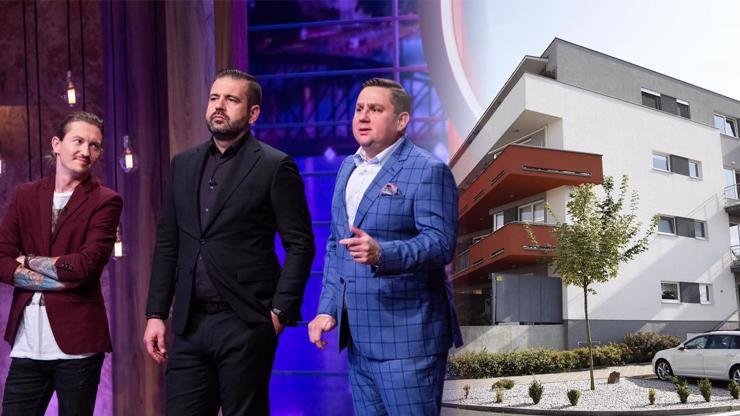 Porotci z MasterChefa mají majetek za desítky milionů: Takhle bydlí Kašpárek, Punčochář a Forejt